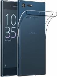 Husa de protectie ultraslim pentru Sony Xperia XZ Premium 2017 transparent Huse Telefoane