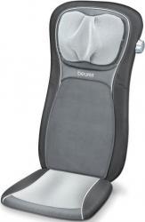 Husa de scaun Beurer pentru masaj shiatsu MG260 HD 2 in 1 Negru Fizioterapie