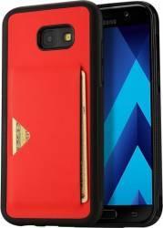 Husa Dux Ducis Samsung Galaxy A5 2017 Rosu Huse Telefoane