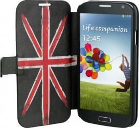 Husa Flap TnB UK Samsung Galaxy S4 i9500 Neagra huse telefoane