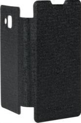 Husa Flip Book Kruger Matz Mist Black