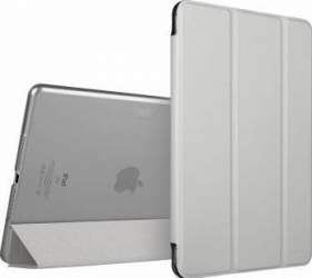 Husa Flip Cover OEM iPad AIR 2 Gri Huse Tablete