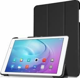 Husa flip cover pentru Huawei MediaPad T2 Pro 10.0 negru Huse Tablete