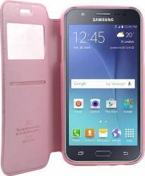 Husa Flip Goospery My-Noble Samsung Galaxy Core Prime G360 Roz huse telefoane