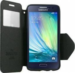 Husa Flip Goospery My-WinFancy Samsung Galaxy A5 A500 2015 Negru