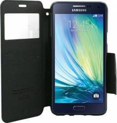Husa Flip Goospery My-WinFancy Samsung Galaxy A5 A510 2016 Negru Huse Telefoane