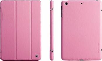 Husa Flip HOCO Duke Series iPad Mini 2 Pink Huse Tablete