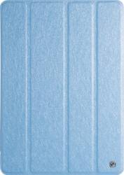 Husa Flip HOCO Ice Series Apple iPad 4 Blue Huse Tablete