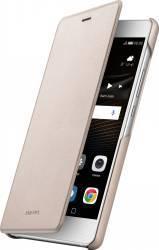 pret preturi Husa Flip Huawei P9 Lite Aurie