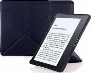 Husa Flip Kindle Amazon Oasis Negru Huse Tablete