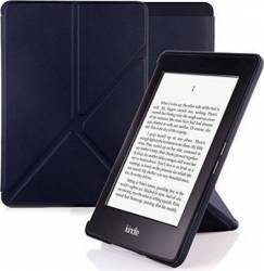 Husa Flip OEM Pentru eBook Reader New Kindle Glare 6 Touch Screen 8th Generation Neagra Huse Tablete