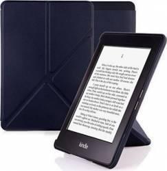 Husa Flip OEM Pentru eBook Reader New Kindle Glare 6 Touch Screen 8th Generation Neagra