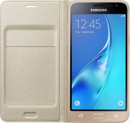 Husa Flip Samsung Galaxy J3 J320 2016 Aurie