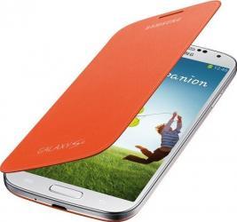 pret preturi Husa Flip Samsung Galaxy S4 I9500 Orange