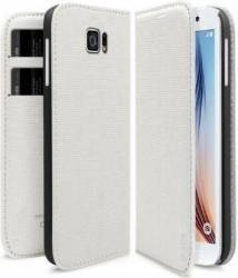 Husa Flip SBS iPhone 6 6s Alba Huse Telefoane