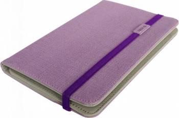 Husa flip Tableta Yenkee Universala 8 inch Provence Mov Huse Tablete