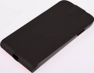 Husa flip Tellur pentru Samsung Galaxy S4 i9500 Neagra huse telefoane