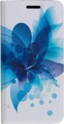 Husa Flip Tellur Samsung Galaxy S7 Edge Alabstru Floral Huse Telefoane