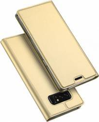 Husa Flip Wallet Dux Ducis Samsung Galaxy Note 8 Auriu huse telefoane