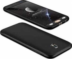 Husa GKK 360 Samsung Galaxy J5 2017 Neagra Huse Telefoane