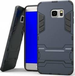 Husa hibrid g-shock OEM pentru Samsung Galaxy S6, albastru Huse Telefoane