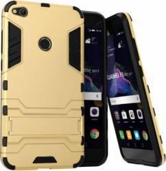 Husa hibrid g-shock pentru Huawei P8 Lite 2017 P9 Lite 2017 Nova Lite Honor 8 Lite auriu Huse Telefoane