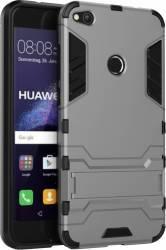 Husa hibrid g-shock pentru Huawei P8 Lite 2017 P9 Lite 2017 Nova Lite Honor 8 Lite gri Huse Telefoane