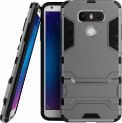 Husa hibrid g-shock pentru LG G6 gri Huse Telefoane