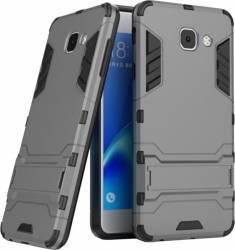 Husa Krasscom Hibrid G-shock pentru Samsung Galaxy J7 MAX Gri Huse Telefoane