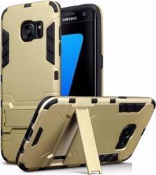 Husa hibrida OEM g-shock pentru Samsung Galaxy S7 EDGE Auriu Huse Telefoane
