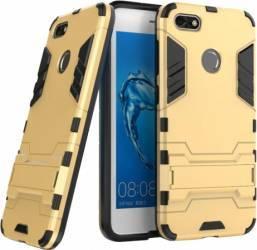 Husa OEM Hibrid pentru pentru Huawei P9 Lite Mini 2017 Auriu Huse Telefoane