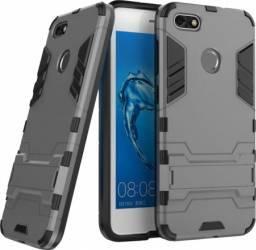 Husa OEM Hibrid pentru pentru Huawei P9 Lite Mini 2017 Gri Huse Telefoane