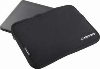 Husa Laptop Esperanza 15.6inch ET175K Neagra