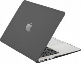 Husa Laptop Krusell Frost Cover Apple MacBook 11.6 Black