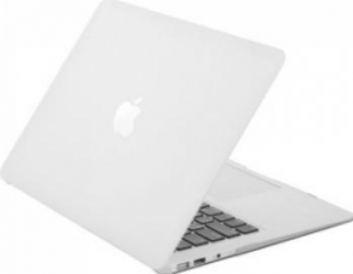 Husa Laptop Krusell Frost Cover Apple MacBook Air 11.6 Alba