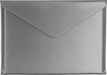 Husa Laptop Toshiba Z50 15.6 inch Silver Genti Laptop