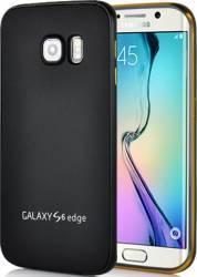Husa OEM Aluminiu Samsung Galaxy S6 G920 Neagra huse telefoane