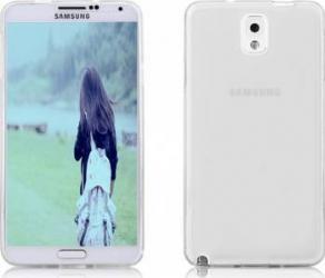 Skin OEM Ultraslim Samsung Galaxy Note 3 N9005 Transparent Huse Telefoane