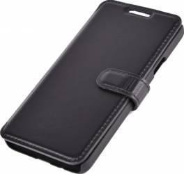 Husa Piele Tellur pentru iPhone 6 Neagra huse telefoane