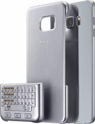 pret preturi Husa protectie cu Tastatura Qwerty pentru Samsung Galaxy S6 Edge Plus G928 Argintie