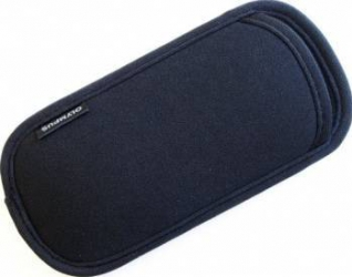 Husa reportofon Olympus CS-125 pentru seria WS Blue Accesorii Reportofoane