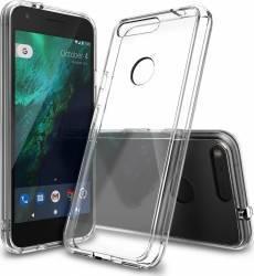 Husa Ringke Google Pixel XL Fusion Clear + Bonus folie protectie display Ringke Huse Telefoane