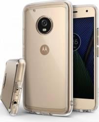 Husa Ringke Motorola Moto G5 Plus 2017 Fusion Clear + folie protectie display Ringke Huse Telefoane