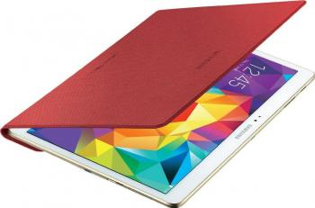 Husa Simple Cover Samsung Galaxy Tab S T800 10.5 Glam Red
