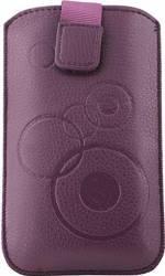 Husa Slim Samsung Galaxy S2/S Violet Huse Telefoane