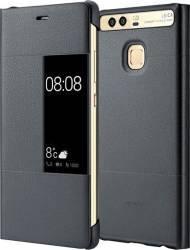 Husa Smart Huawei P9 Plus Gri Inchis