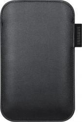 Husa de piele Samsung Black pentru I9000