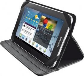 Husa stand tableta 7-8 Trust Universala Neagra