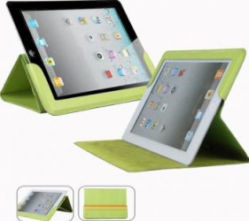 Husa stand tableta 7-8 Utok 7110v Universala Verde Huse Tablete