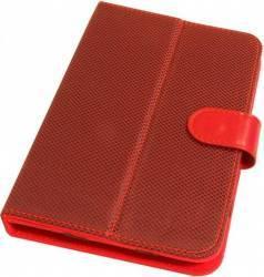 Husa Tableta Art T-17C Universala 7inchi cu Stativ integrat Rosie Huse Tablete